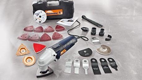 Renovator multi-tool deluxe - 37 dilů