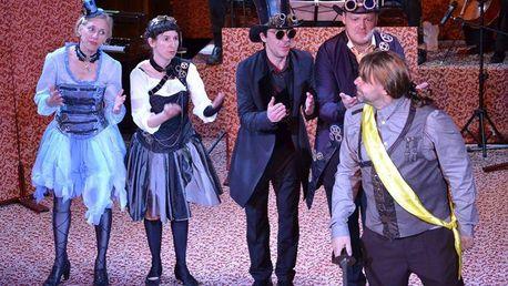 Představení Figaro, lazebník sevillský