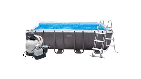 INTEX Bazén Ultra Frame Pool 549 x 274 x 132 cm, 28352NP