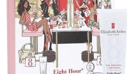 Elizabeth Arden Eight Hour Cream Skin Protectant dárková kazeta proti vráskám pro ženy denní pleťová péče Skin Protectant 50 ml + péče o rty Lip Protectant 2 x 14,6 ml
