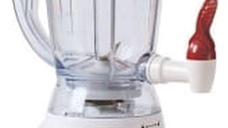 Livington fitmix, 600 w, červená