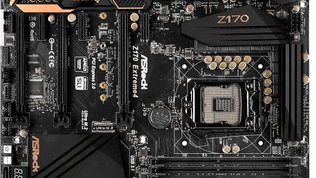 ASRock Z170 Extreme4 - Intel Z170