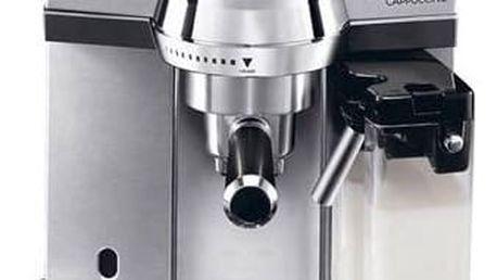 Espresso DeLonghi EC850 nerez + Doprava zdarma
