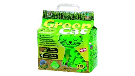 Kočkolit Agros Green Cat 12l