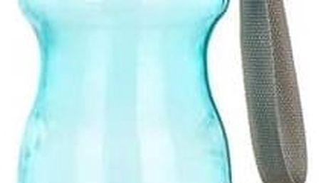 Láhev na pití BANQUET Touch 0,8 l modrá barva