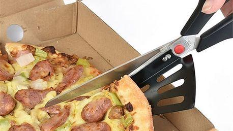 Nůžky na pizzu