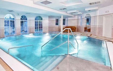 3–5denní wellness pobyt v luxusním hotelu Goethe**** pro 1 či 2 v Mariánských Lázních