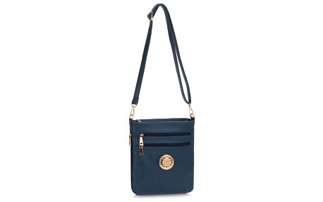 Dámská crossbody kabelka modrá - LS Fashion Cher modrá