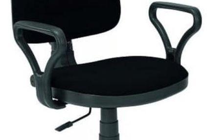 Kancelářská židle Bravo šedo-černá