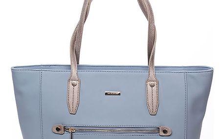 Dámská kabelka přes rameno světle modrá - David Jones Lundy modrá