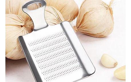 Mini struhadlo na tření česneku