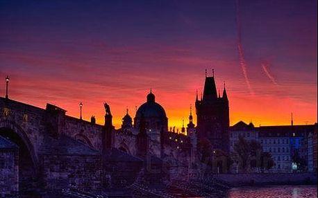 Pohodlný pobyt v Praze pro dva v 4* hotelu za skvělé ceny