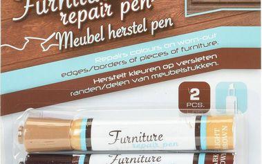 Korekční tužka na opravu laku nábytku 2 ks