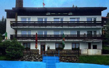 Hotel Kolibřík na Šumavě se snídaní či polopenzí, platnost až do konce října