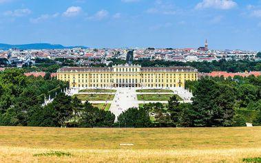 Hotel & Apartments Klimt kousek od centra Vídně se snídaní pro dva