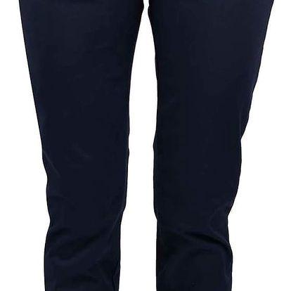 Tmavě modré dámské chinos kalhoty GANT