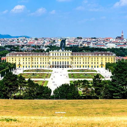 Hotel & Apartments Klimt v královské Vídni se snídaní