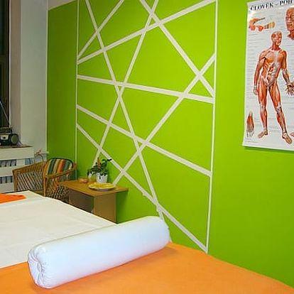 60min. masáž na výběr: kafrová masáž celého těla, relaxační bylinková či čokoládová v Opavě