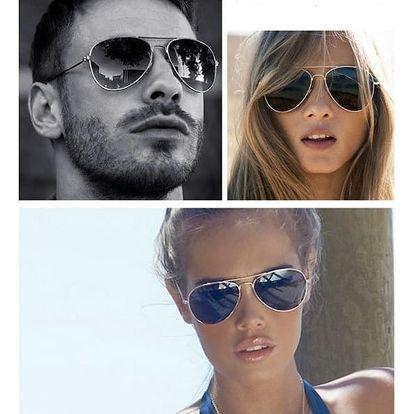 Sluneční brýle pilotky Style Represent