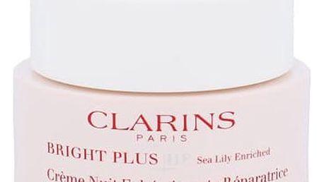 Clarins Bright Plus HP 50 ml noční pleťový krém Tester W