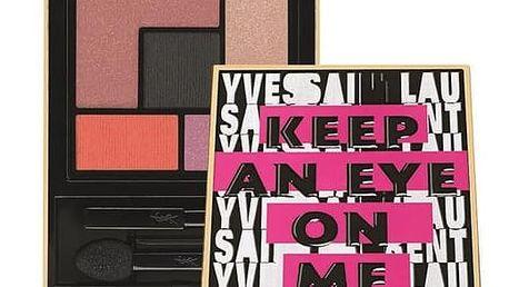 YSL Couture Palette The Street and I - Sběratelská paletka očních stínů