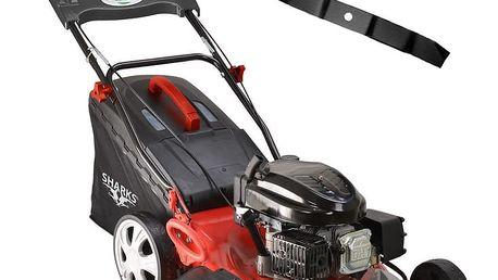 Benzínová sekačka s pojezdem SH 2750 6 HP Získajte navíc zľavu 3% SUPER SERVIS + náhradní nůž a doprava ZDARMA