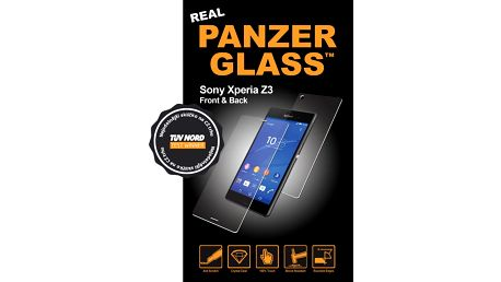 PanzerGlass ochranné sklo na displej pro Sony Xperia Z3 - 1602