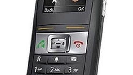 Domácí telefon Siemens E630 (S30852-H2503-R601) černý