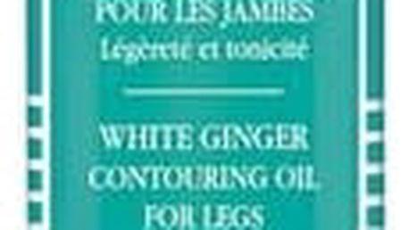 Sisley White Ginger Contouring Oil - Konturovací olej na nohy 150 ml