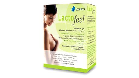 Lactofeel 7 tub x 5 ml