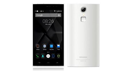 DOOGEE F5 Silver