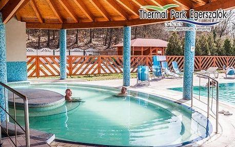 Egerszalók s neomezeným vstupem do bazénů
