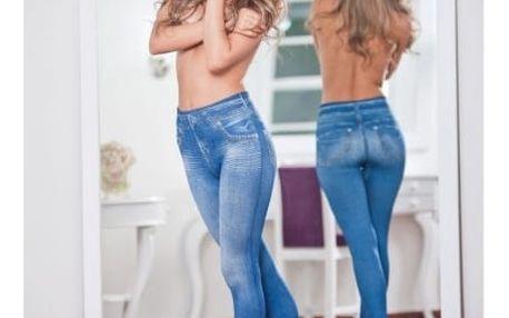 Džegíny - spojení pohodlných legín a módních džín