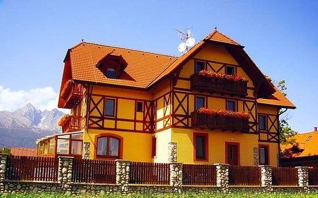 Vysoké Tatry s polopenzí a spoustou slev