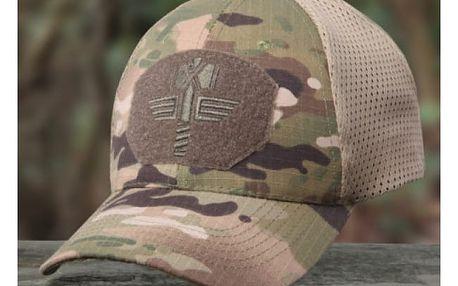 Maskáčová baseballová čepice Army