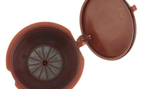 Sada 3 ks náhradních kapslí do kávovu Dolce Gusto
