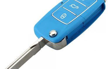 Obal na klíček od auta - trojtlačítkový