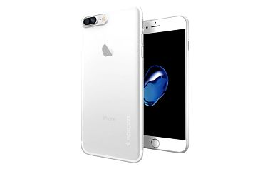 Spigen Air Skin pro iPhone 7+, soft clear - 043CS20499