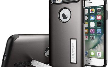 Spigen Slim Armor pro iPhone 7, gunmetal - 042CS20301
