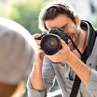 Kurz ovládání zrcadlovky pro perfektní fotky