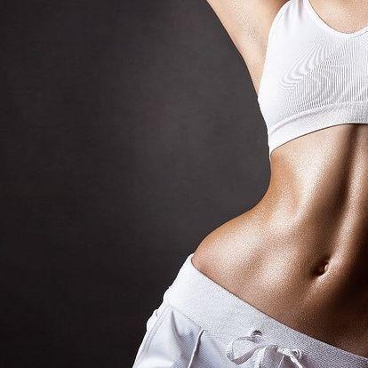 Vstupy do posilovny v dámském fitness