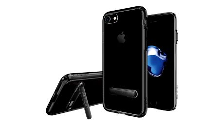 Spigen Ultra Hybrid S pro iPhone 7, jet black - 042CS20839