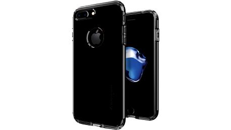Spigen Hybrid Armor pro iPhone 7+, jet black - 043CS20849