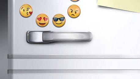 Magnety Emoji 8 ks