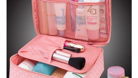 Cestovní kosmetická taštička Beauty