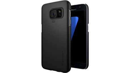 Spigen Thin Fit, black - Gal S7 - 555CS20003