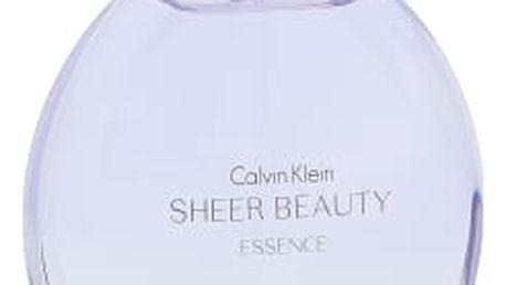 Calvin Klein Sheer Beauty Essence 100 ml toaletní voda pro ženy