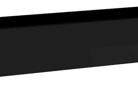 RTV stolek SWITCH RTV 1, černá matná/černý lesk