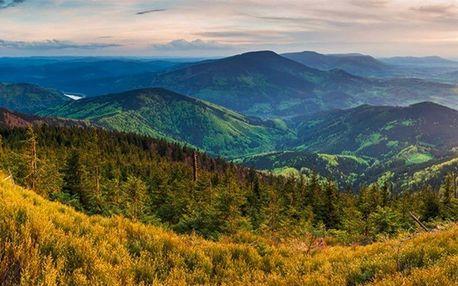 3 dny pro dva uprostřed přírody Slezských Beskyd