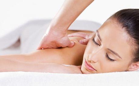 Manuální lymfatická nebo anticelulitidní masáž v délce 40 až 60 minut + detox. nápoj zdarma